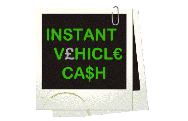 Instant Vehicle Cash logo