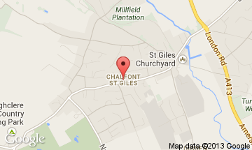 chalfont st giles map