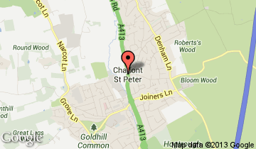 chalfont st peter map