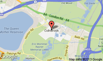 colnbrook map