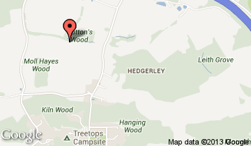 hedgerley map