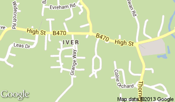 iver map