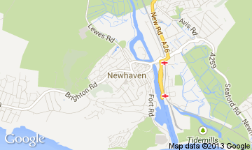 newhaven map