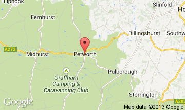 petworth map