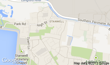 stanwell map
