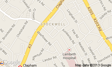 stockwell map