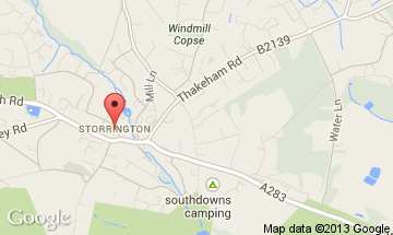 storrington map